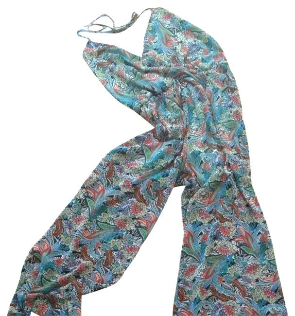 Preload https://item3.tradesy.com/images/romeo-and-juliet-couture-paisley-blue-green-coral-pantsuit-romperjumpsuit-size-8-m-2138322-0-0.jpg?width=400&height=650