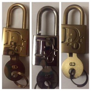 Dior Dior lock & Key Set