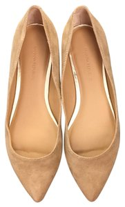 Banana Republic Tan Flats