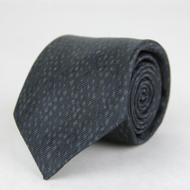 Item - Black/Gray And Leopard and Dot Print 355737 1062 Tie/Bowtie