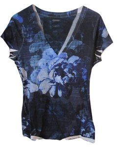 Express T Shirt Blue