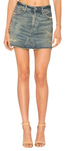 Citizens of Humanity Mini Skirt Vintage Denim
