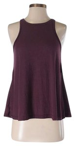 Free People Moda Boutique Top Burgundy