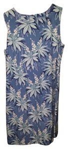 Tommy Bahama short dress Blue/Multi on Tradesy
