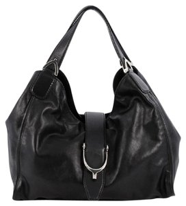Gucci Tote Leather Hobo Bag