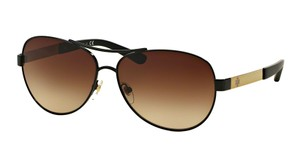 Tory Burch Black Aviators TORY BURCH - TY 6047 - FREE 3 DAY SHIPPING