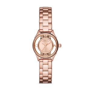 Marc Jacobs Marc Jacobs rose gold tether watch