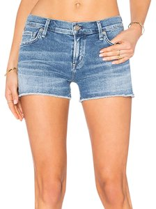 Citizens of Humanity Cut Off Shorts light jean