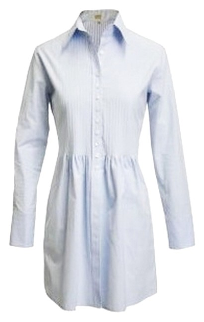 Other Shirt Collar Button Up Office Spring Dress