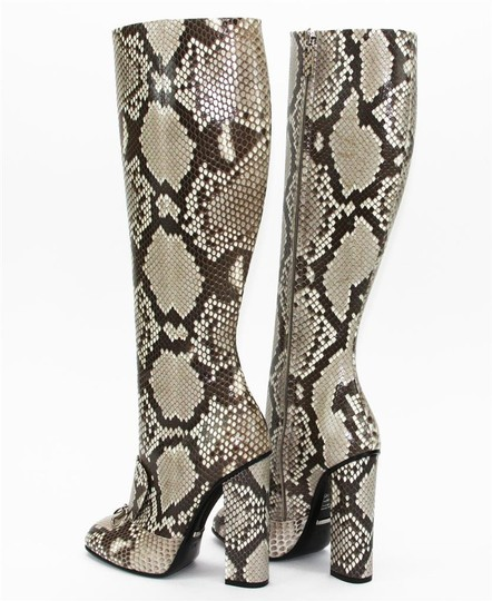 Gucci Beige/Brown Boots Image 1