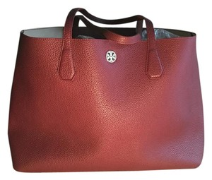 Tory Burch Perry Perry Tote in Merlot