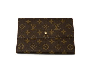Louis Vuitton Louis Vuitton X-Large Travel Wallet Monogram