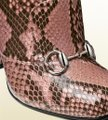 Gucci Pink/Brown Boots Image 5