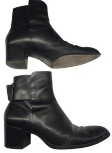 Alexander Wang Leather Black Boots