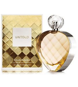 Elizabeth Arden UNTOLD by ELIZABETH ARDEN Women's Eau de Parfum Spray 3.3 oz(100ml)