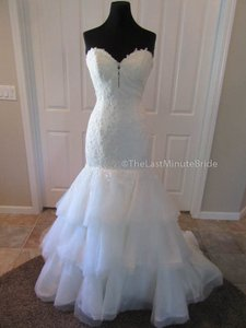 David Tutera For Mon Cheri Adrian 215262 Wedding Dress