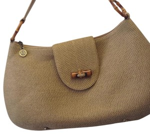 Eric Javits Satchel in Natural