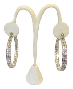 Real Collectibles by Adrienne Real Collectibles by Adrienne Inside Out Hoop Earrings