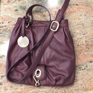 Gustto Leather Cross Body Bag
