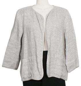 Eileen Fisher Gray Jacket
