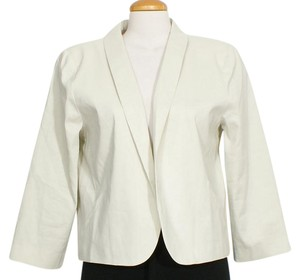 Eileen Fisher Bone Jacket