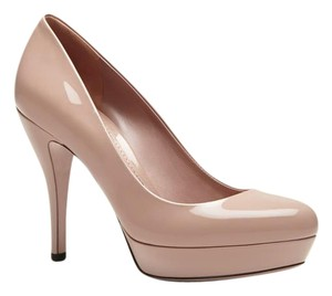 Gucci Pump Heels Light pink / nude Platforms