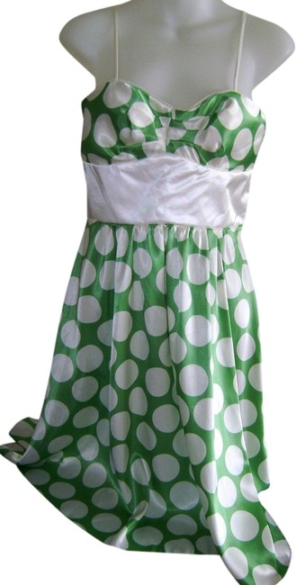 Preload https://img-static.tradesy.com/item/2138751/in-san-francisco-green-with-polka-dots-party-date-night-girls-night-out-above-knee-cocktail-dress-si-0-0-650-650.jpg