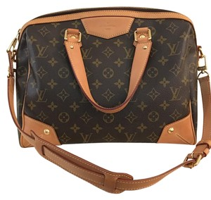 Louis Vuitton Monogram Canvas Retiro Shoulder Bag