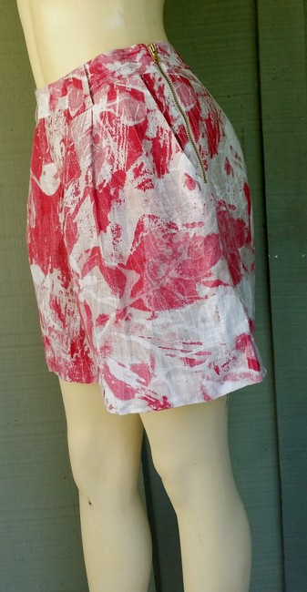 Etcetera Dress Shorts Red