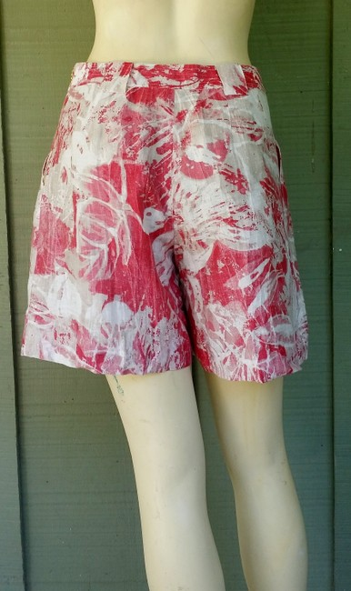 Etcetera Dress Shorts Red Image 2