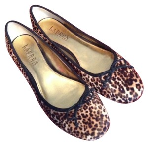 Lauren by Ralph Lauren animal skin Pumps