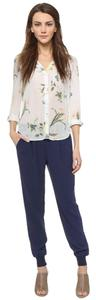 Joie Baggy Pants navy