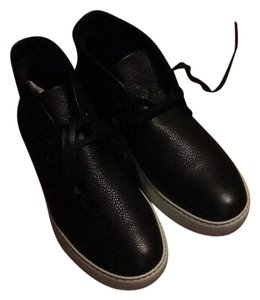 Lanvin black with white sole Athletic