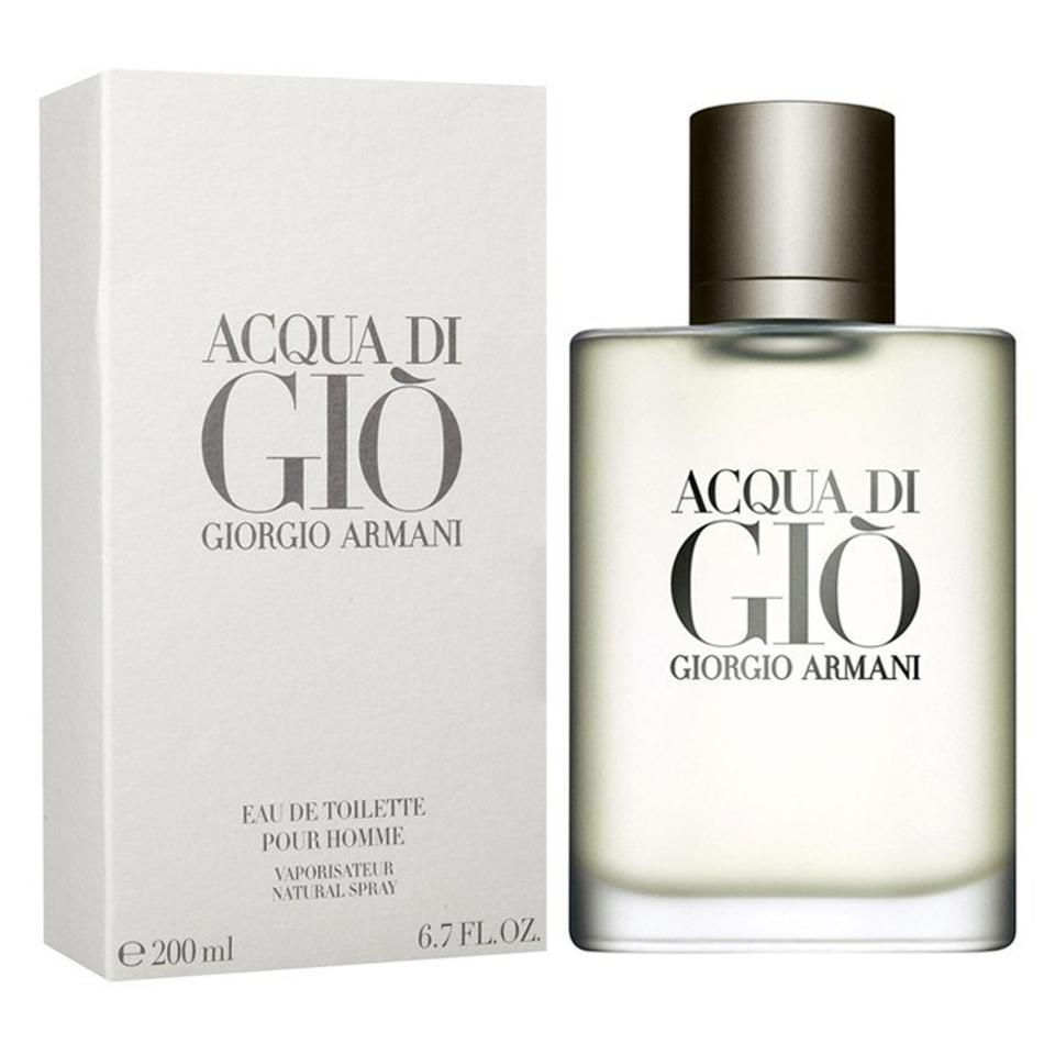 Giorgio Armani Acqua Di Gio For Men 6.7oz  6.8oz  200 Ml Edt Spray ... 4734ec5046f