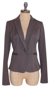 Rebecca Taylor Taylored Evening Business TAUPE Blazer