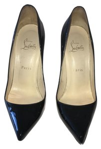 Christian Louboutin Pigalle Pigalle120 Louboutin Black Pumps