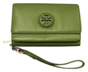 Tory Burch Tory Burch Marion Smartphone Leather wallet wristlet