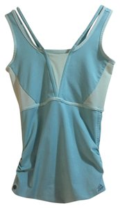 adidas Workout top with cut out