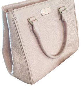 Kate Spade Satchel in Bonnet pink