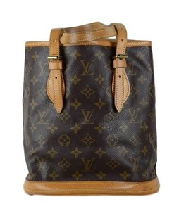 LOUIS VUITTON Small Bucket Leather Shoulder Bag