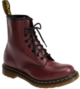 Dr. Martens Cherry Boots
