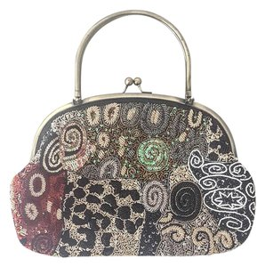 Chico's Evening Evening Formal Multi-Color Clutch