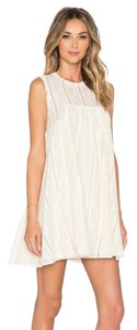 Free People short dress antique on Tradesy