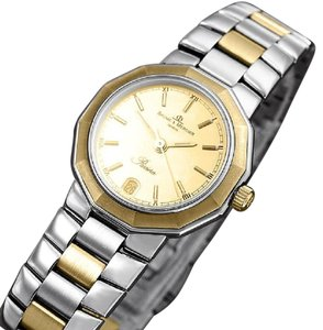Baume & Mercier Baume & Mercier Ladies Riviera Two-Tone Watch - Stainless Steel & 18K