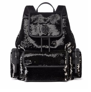0e4494ac593f Black Tory Burch Backpacks - Up to 90% off at Tradesy