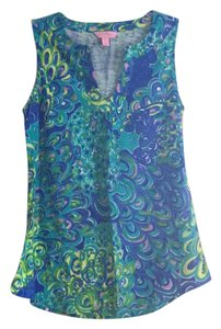 6d20769000898 Yellow Lilly Pulitzer Tank Tops   Camis - Up to 70% off a Tradesy