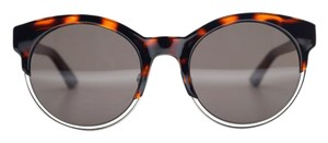Dior Cat Eye Brown Havana Sideral 1 Sunglasses J6ANR