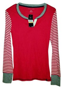 Tommy Hilfiger T Shirt Red