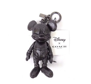 Coach BRAND NEW COACH DISNEY (F59152) MICKEY MOUSE COLLECTIBLE KEY CHAIN