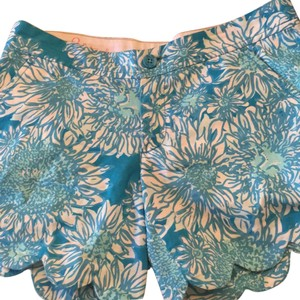 Lilly Pulitzer Dress Shorts blue